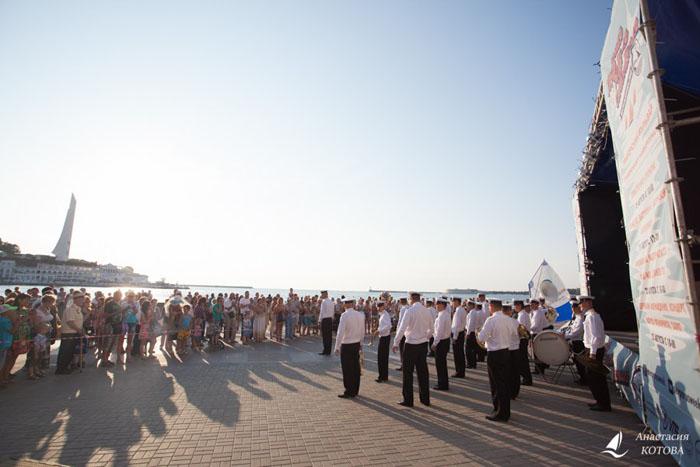 Парусная неделя Севастополя