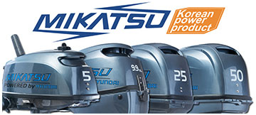 Лодочные моторы Mikatsu