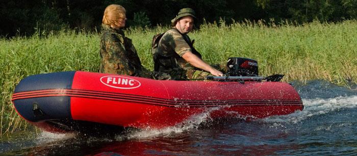 Надувные лодки FLINC