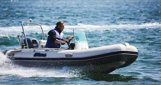Надувные лодки Mercury Stormline